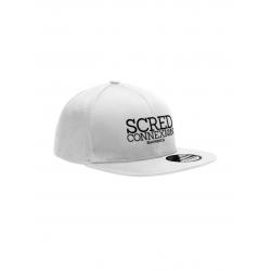 Snapback Scred Typo de scred connexion sur Scredboutique.com