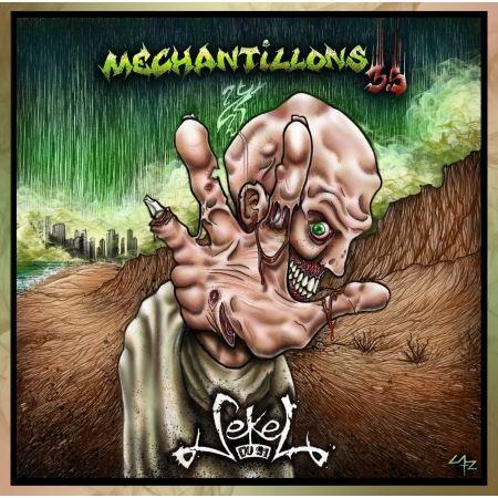 "Album CD ""Sekel du 91 - Méchantillons 3.S """