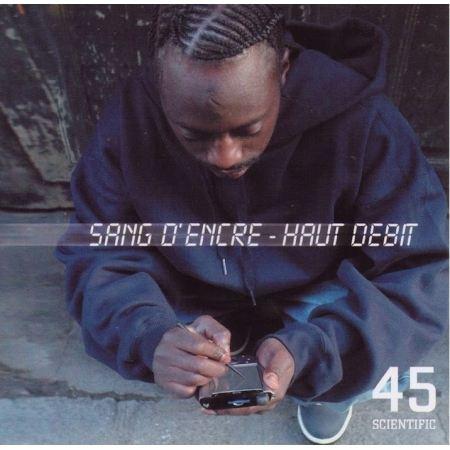 Album Cd 45 scientific sang d'encre haut debit
