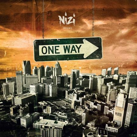 Album Cd Nizi one way