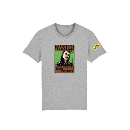 T-shirt Demi Portion - Tb Illustration