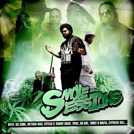 Compilation Cd Smoke session