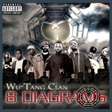 Album Cd Wu-tang - 8 Diagrams