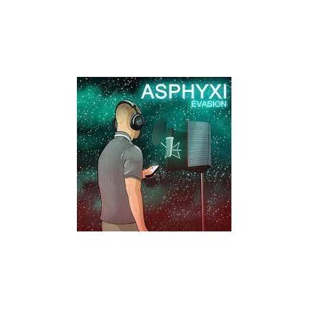 Album Cd asphyxi evasion