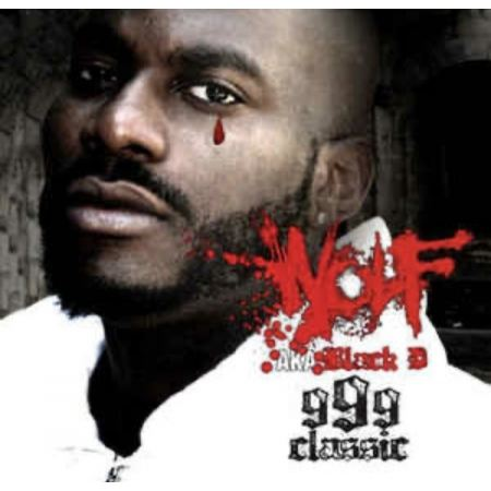 Album Cd Wolf Aka Black D – 999 Classic