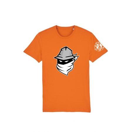 Tshirt Scred Orange Visage 2020