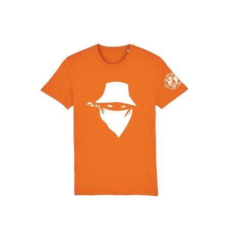 Tshirt Scred Orange Visage
