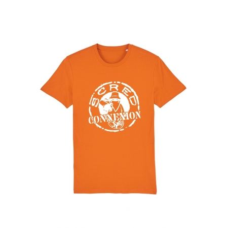 Tshirt Scred Orange Classico