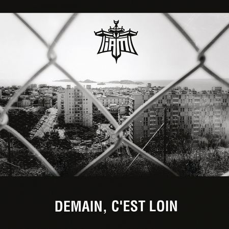 """Maxi vinyle iam """"Demain c'est loin"""""""