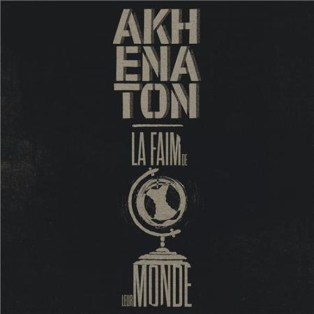 """vinyle Akhenaton """"La fin de leur monde"""""""