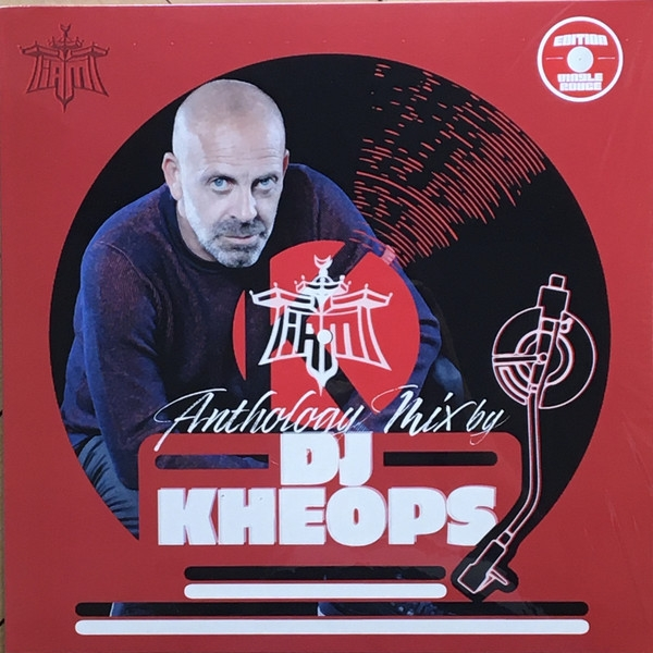 vinyle Dj Kheops  Anthology Mix Iam de iam sur Scredboutique.com