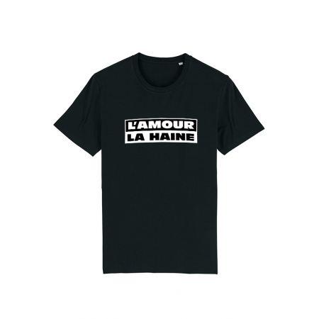 Tshirt Metronome L'amour la Haine