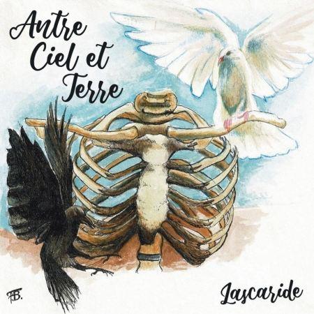Album Cd Lascaride - Antre ciel et terre