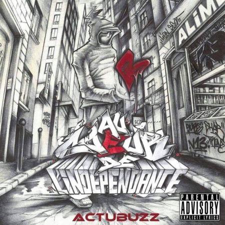 Album Cd ActuBuzz - Au coeur de l'independance