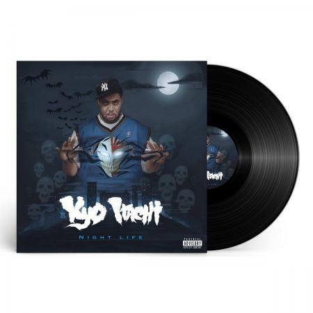 Album Vinyle Kyo Itachi -...