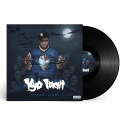 Album Vinyle Kyo Itachi - Night Life de kyo itachi sur Scredboutique.com