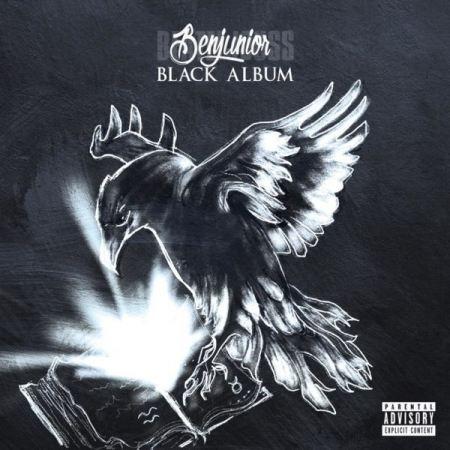 Album Cd Benjunior - Black Album