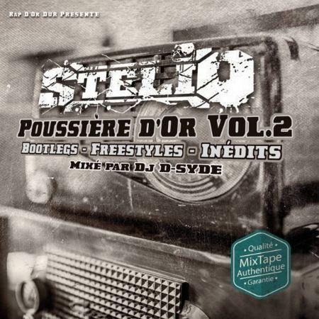 Stélio - Poussière d'or vol.2