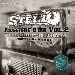 Stélio - Poussière d'or vol.2 de  sur Scredboutique.com