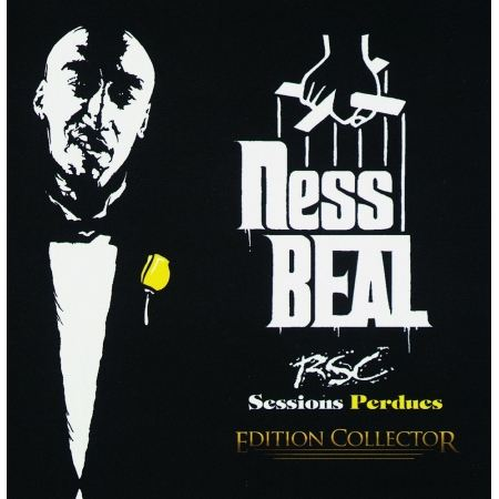 Album Cd Nessbeal - RSC - Sessions Perdues