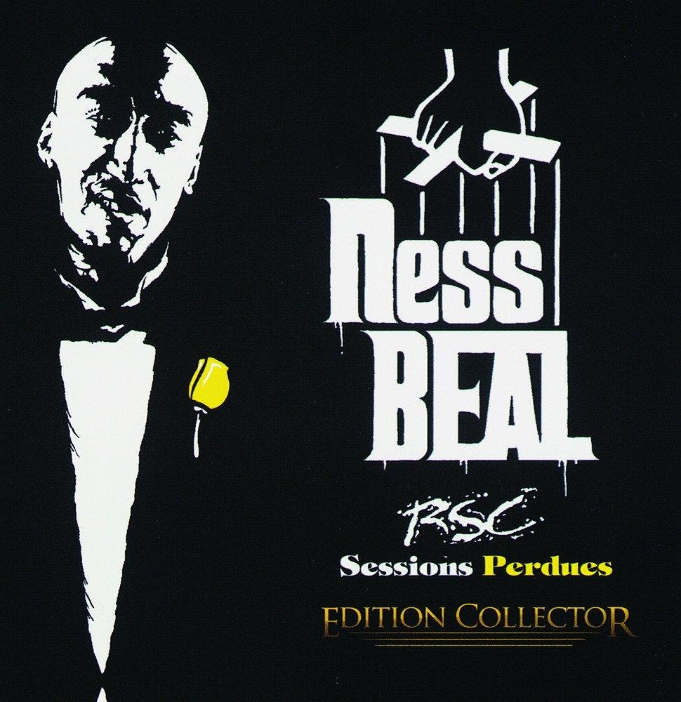 Album Cd Nessbeal - RSC - Sessions Perdues de nessbeal sur Scredboutique.com