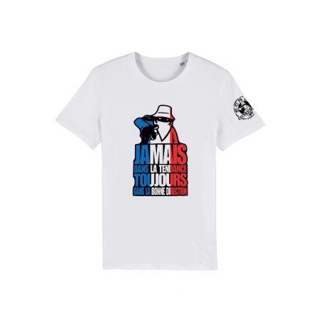 Tshirt Euro France Jamais dans la tendance