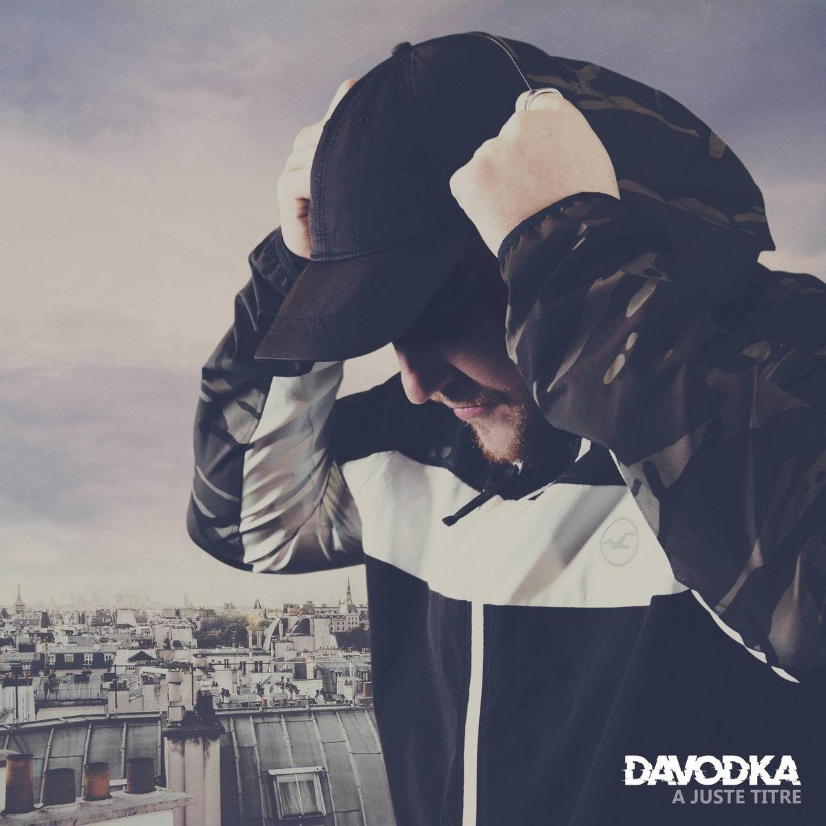 "Album Vinyle Davodka ""A juste titre"" de davodka sur Scredboutique.com"