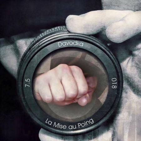 "Album Cd Davodka ""La Mise Au Poing"""