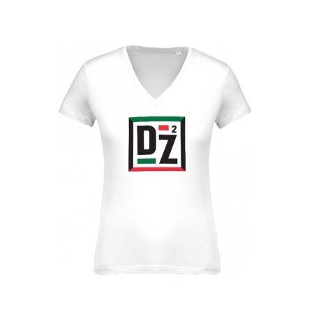 Tshirt Femme Col V DZ2