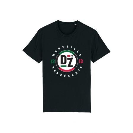 Tshirt DZ2 Marseille Represente