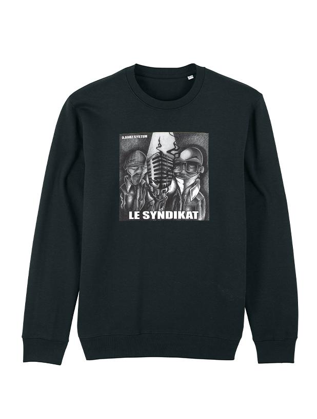 Sweat Dabuz LeSyndikat de Dabuz sur Scredboutique.com