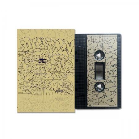 Mixtape Cassette Dj Skrozy - Street Sound Mixtape