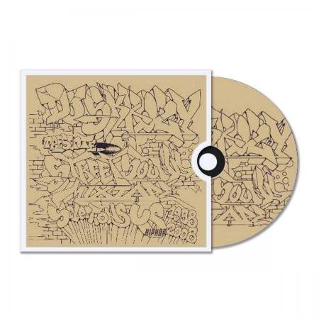 Mixtape Cd Dj Skrozy - Street Sound Mixtape