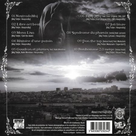 Album Cd Maj Trafyk -...
