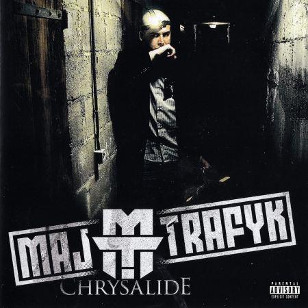 Album Cd Maj Trafyk - Chrysalide