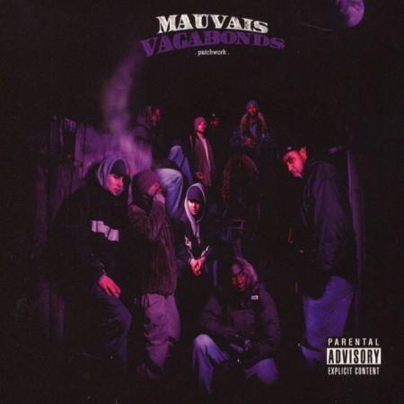 Album Cd Mauvais Vagabonds - Patchwork