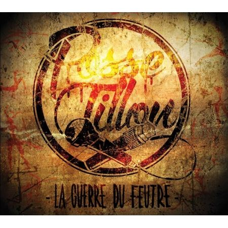 Album Cd Posse'Tillon - La guerre du feutre