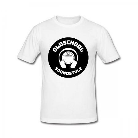 Tshirt - Old School SoundStyle - Dj Skrozy