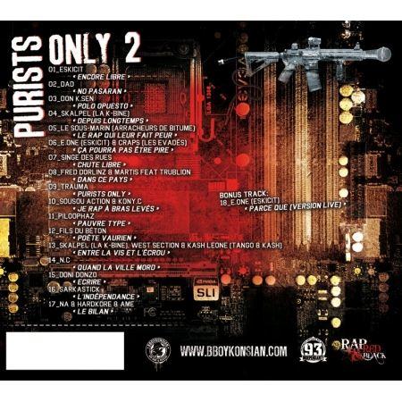 Album Cd BBoyKonsian...