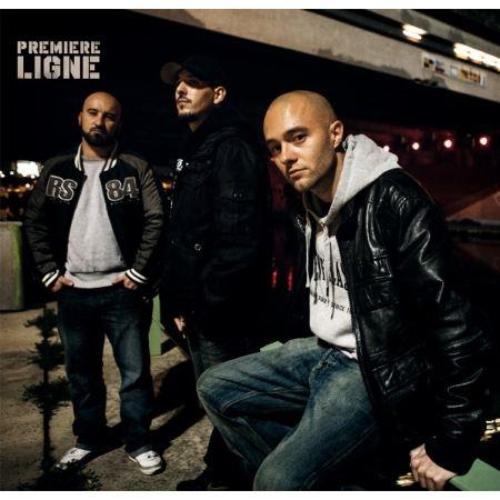 Album Cd Première Ligne