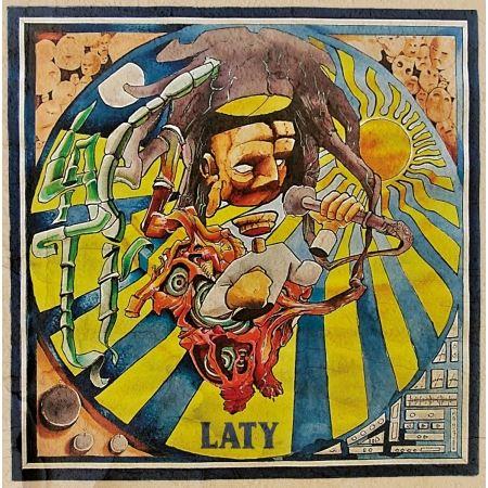 Album Cd Laty