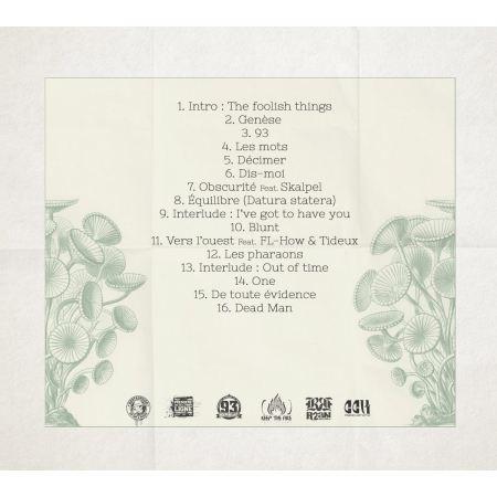 """Album Cd """"E.One - Datura..."""