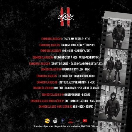 Album CD 2Mezur -...