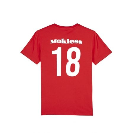 Tshirt Belgique Scred Rouge...