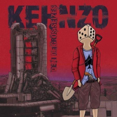 """Album Cd """"KEHNZO - Déni de gros seizes"""""""
