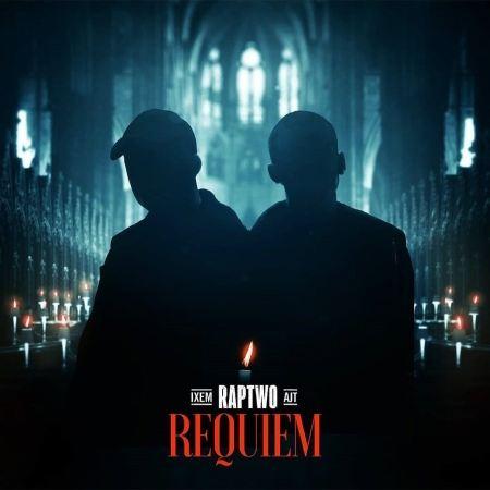 """Album Cd """"Raptwo (Ixem & Ajt) - Requiem"""""""
