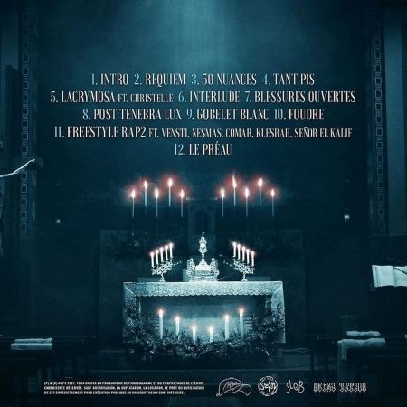 "Album Cd ""Raptwo (Ixem &..."