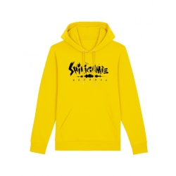 Sweat Capuche Kyo Itachi Shinigami Records de kyo itachi sur Scredboutique.com