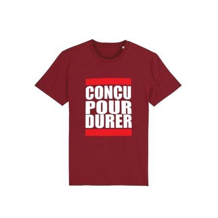 Tshirt Concu pour durer