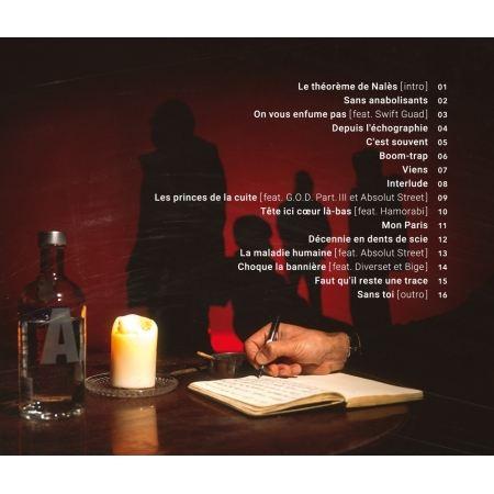 Album CD Loscar Nalès - Nalès